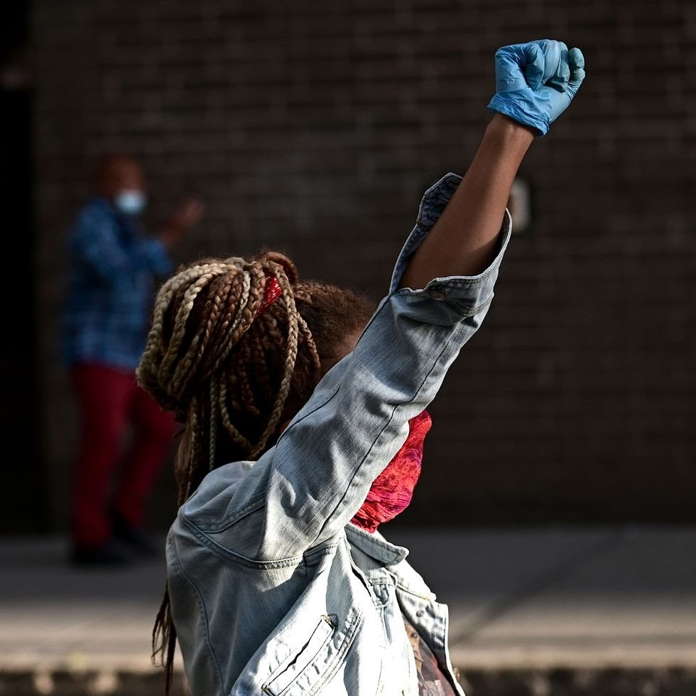 black lives matter protests powerful images 15910992091
